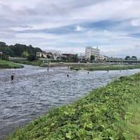 那珂川の町裏の今の現状