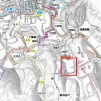 滝山城跡景観維持回復作業 ボランティア参加者募集! 7月21日(日曜日)は「お・や・し・き・あ・と」「お屋敷跡」東京都八王子市