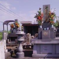 鹿児島「西駅朝市」から思い起こすこと-2 「屋根付きのお墓」