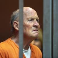 黄金州の殺人鬼  ジョセフ・ディアンジェロ被告(74歳)