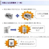 横浜市の小規模事業者設備投資助成金