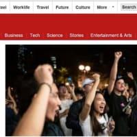 ★香港のめげない民主主義