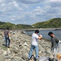 御礼★第31回蒲生田ビーチクリーン(2021/5/2) by阿南市サーフィン連盟