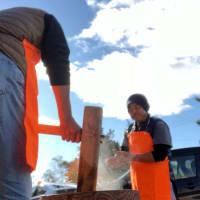 11/30竹やぶ会議・間伐体験の会やります。