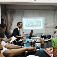 元開成町町長の露木氏の「二宮尊徳とまちづくり」の講話を聴き、なぜか老議員メラメラと・・・尊徳にはなれんぞよ。