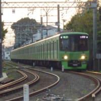 今日の東京は冷たい雨…((´д`)) ブルブル… おまけで京王線