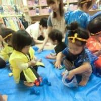 大盛り上がりの夏祭り!!  《スターキッズ上野桜木保育園》