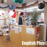2019年最後のEnglish Plus英語学校内イベント ~ Christmas Partyの紹介(英語編)