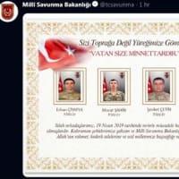 トルコはマクロン大統領とYPGの会談を非難