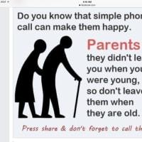あなたの親に