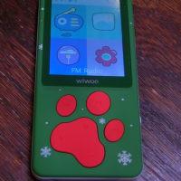 子供向け中華MP3プレイヤー、Wiwoo・Q8(その2・ボタン操作など基本操作)