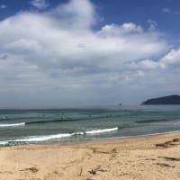 福岡、糸島、暑いけど、風は秋めいてきた(のは気のせい?)