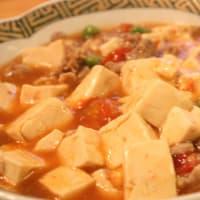 トマト入りマーボー豆腐♪