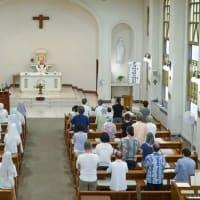 御聖体に対してこそ、これ程のひれ伏した礼拝がなければならないのに!
