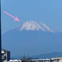 11月の富士山は … なんか 違う!?