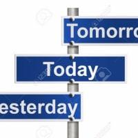 「昨日」「今日」「明日」