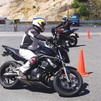 【バイク】練習会のススメ