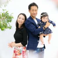 -毎年の家族写真撮影を*仙台市泉区向陽台の一軒家貸切フォトスタジオ*富谷市-
