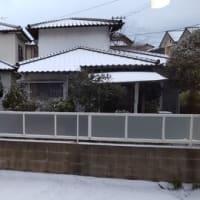 吹雪の時も・・・。すごいな~