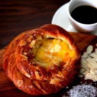 【シナモンデニッシュ】横浜の美味しいパン かもめパンです(^^)/