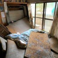 台風19号の被災状況 その2(埼玉県東松山市)