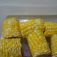 【トウモロコシ】【夏野菜】【おふくろの味】【家庭の味】
