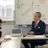 鹿児島放送 KKB Jチャンプラスインタビュー