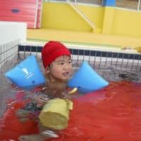 1月 2歳児スイミング