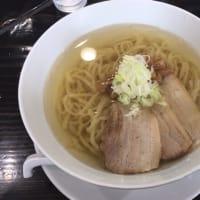 """""""うえんで""""の""""あいづ山塩らぁ麺"""""""