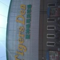 休日を満喫de鳴尾浜球場