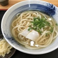 おでんの大根と焼き豆腐を食べればうどん屋でも栄養取れるよね?@高松