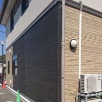 グループホーム小ヶ倉様にて外壁の外装板取り換え工事
