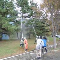消防避難訓練