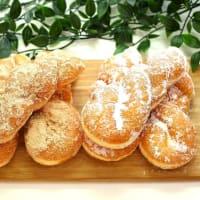 ドーナッツツイスト☆人気ドーナッツが復活!!★横浜の美味しいパン かもめパンです(*^-^*)
