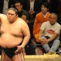 大相撲初場所2日目ギャラリー