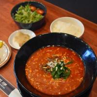 JR奈良駅北、中国料理 四神(しじん)の辛い辛い!四川料理