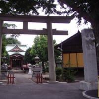 世田谷区「勝利八幡神社」