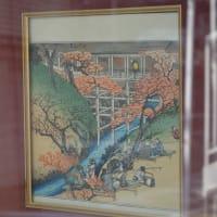 まち歩き下1587 京の通り・堺町通 NO64  店・版画店