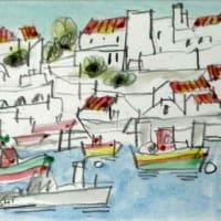 2040. サグレス漁港