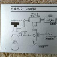 水草水槽でCO2供給したい方へ(売ります)