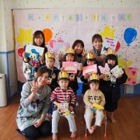 3月の誕生日会がありました(*^-^*)