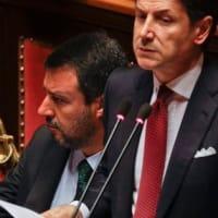 イタリアのコンテ首相が20日、辞意を表明