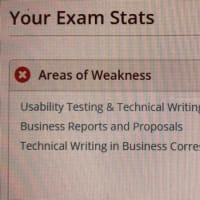 技術英語をお勉強中 「得意分野」「苦手分野」は英語で?