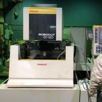 【中古機械販売・搬入】セットアップ エンジニアリング ロボカット/α-1iD/ファナック