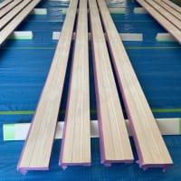 床板の塗装