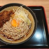 牛玉そば(えきめん茶屋)