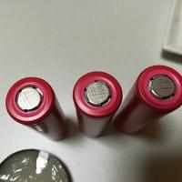 お手軽DIY(掃除機18650電池交換)