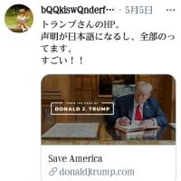 トラさん、ジョー・バイデンは生きていない!本当の事、言っちゃいましたよ!君はそれを知っているし、私もそれを知っている!ジョーは反逆罪で処刑済!菅政府、日本メディアは幽霊をアメリカ大統領といつまで扱う