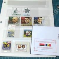 旧ソ連切手