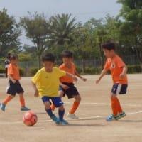 サッカー引率記:フォルテカップU7@豊中市泉丘小